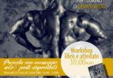 WORKSHOP CON DENNIS GIUSTO GIOVEDI 23 LUGLIO 2020 A BORGIGHERA