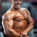 Derik Farnsworth pro ifbb side chest