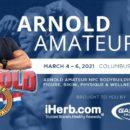 2021 arnold classic amateur ohio