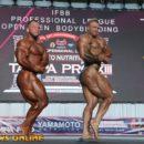 2020 tampa pro ifbb last callout HUNTER LABRADA IAIN VALLIERE posa side chest