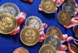 le medaglie della diamond cup malta 2020