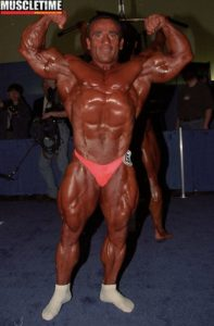 Flavio Baccianini (14th) - 2000 Arnold Classic