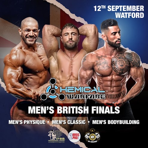 2020 men's british finals