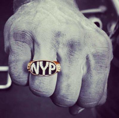 anello NEW YORK PRO IFBB winner