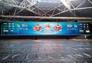 la diretta streaming del IFBB EUROPEAN BODYBUILDING & FITNESS CHAMPIONSHIPS 2020