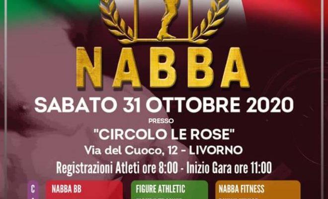 campionato italiano 2020 NABBA