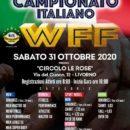 campionato italiano WFF 2020