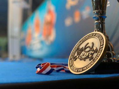 IFBB EUROPEAN BODYBUILDING & FITNESS CHAMPIONSHIPS 2020