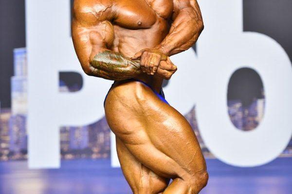 ian valliere vince il new york pro ifbb 2020 nella categoria men's bodybuilding