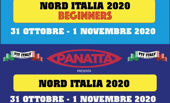 nord italia ifbb 2020