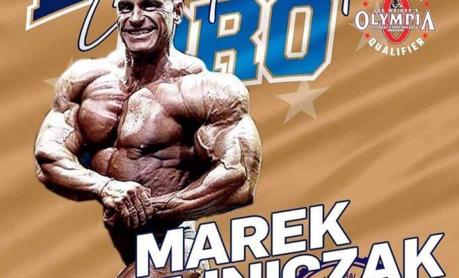 marek olejniczak all'europa pro championship 2020