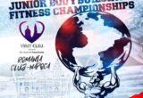 IFBB WORLD CHAMPIONSHIPS 2020 junior bodybuilding & fitness