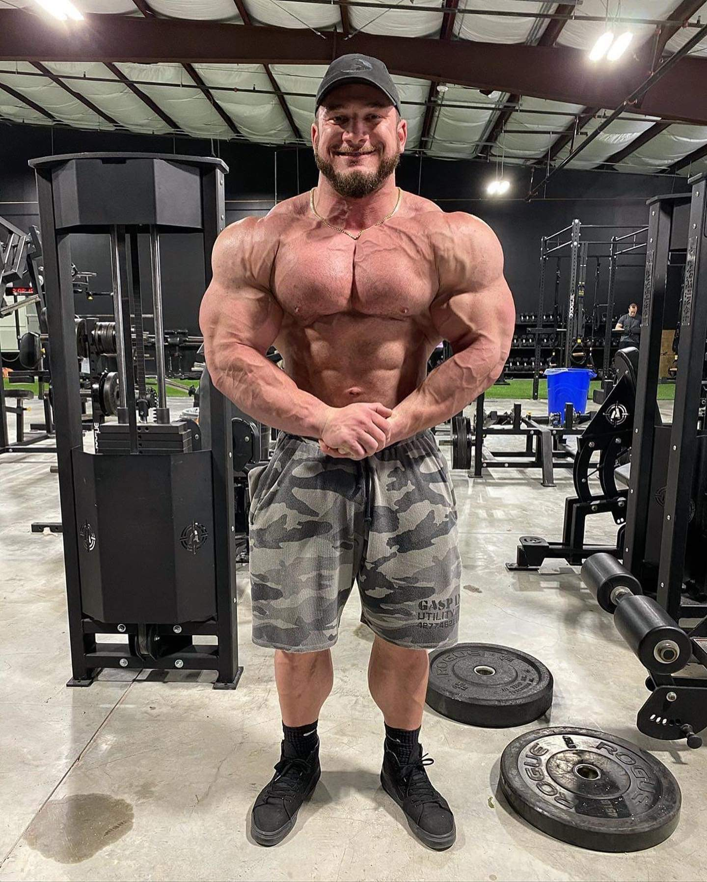 hunter labrada road to 2020 mister olympia 9 ottobre 2020 posa most muscular