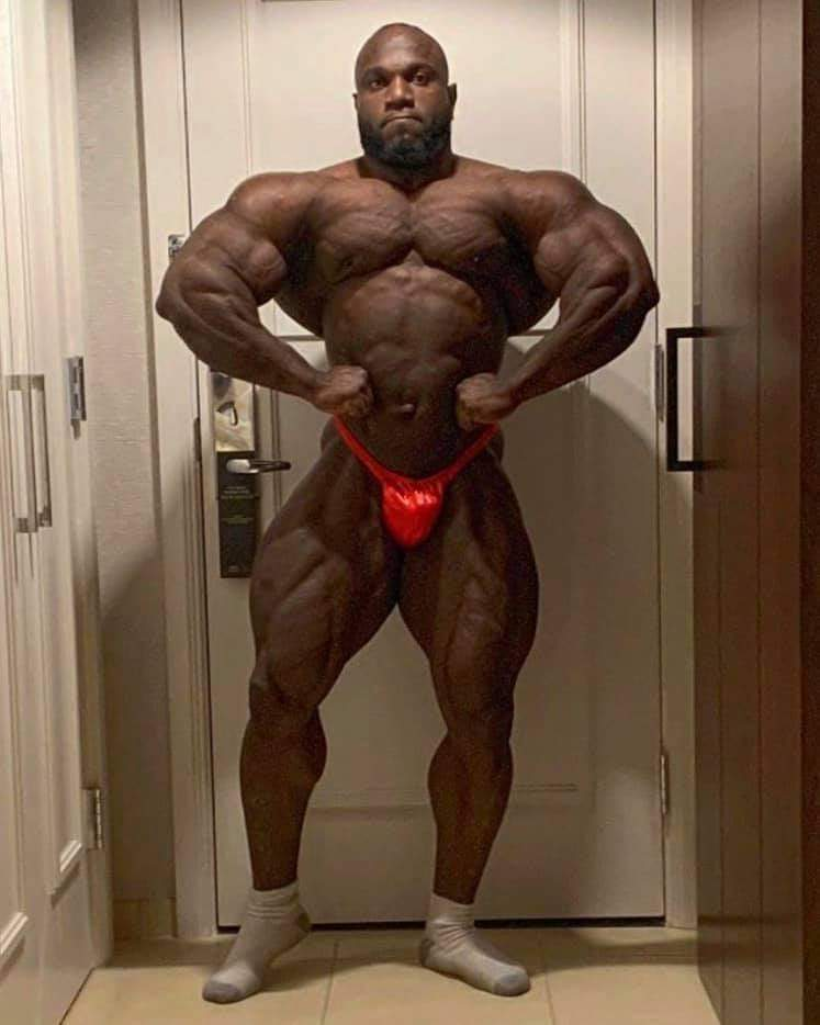 akim williams pro ifbb 1 day out dal Chicago pro ifbb 2020