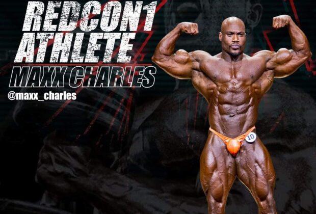 maxx charles è un atleta redcon1