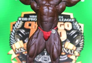 akim williams vince il chicago pro ifbb 2020