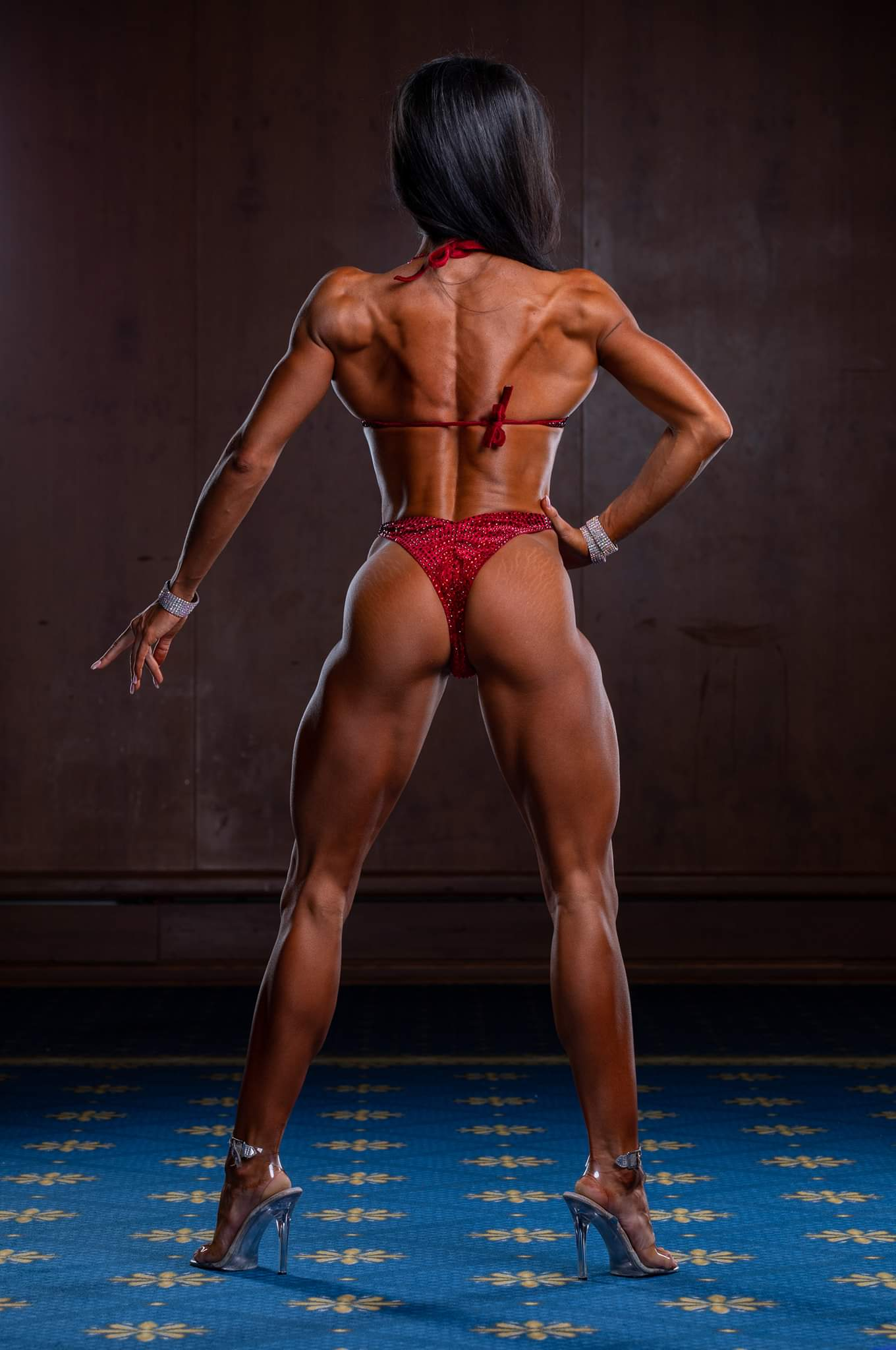 Karina Gavrikova ifbb elite pro bikini