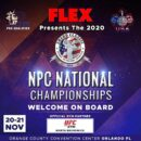 npc nationals 2020 locandina