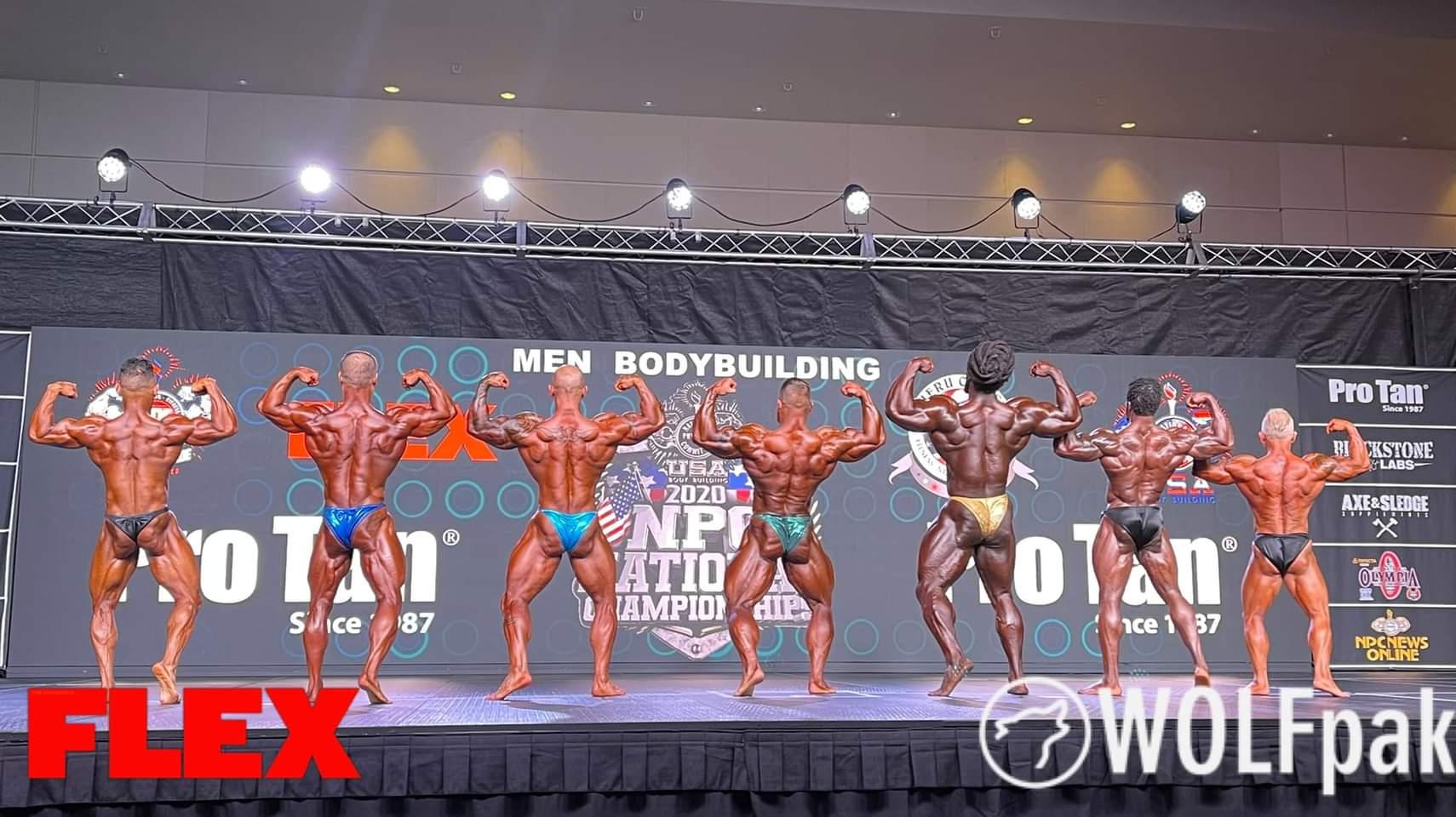 assoluto bodybuilding NPC Nationals 2020