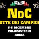 notte dei campioni IFBB ITALIA 2020
