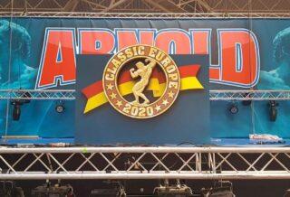 2020 arnold classic europe amateur