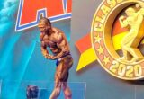 gianni frison all'arnold classic europe amateur 2020