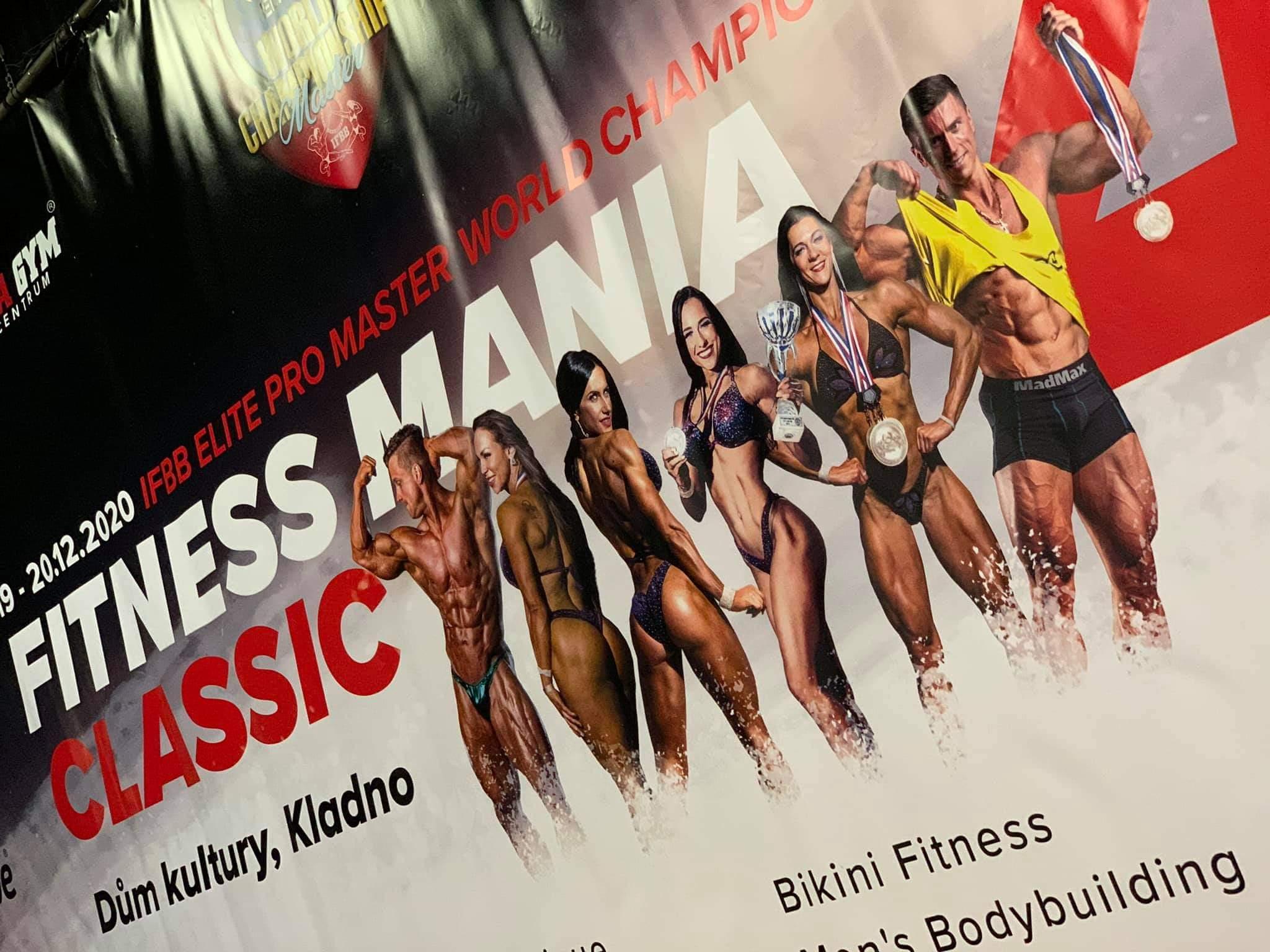 fitness mania classic 2020