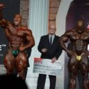 big rami arriva primo al mister olympia 2020 secondo brandon curry