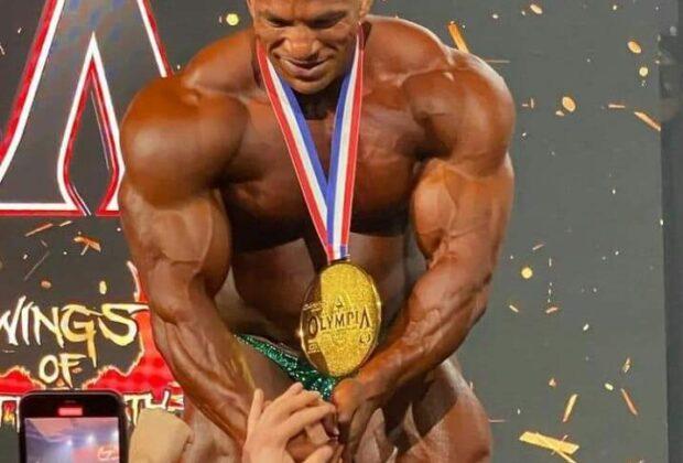 big rami vince il mister olympia 2020
