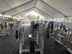 gold's gym di venice in california