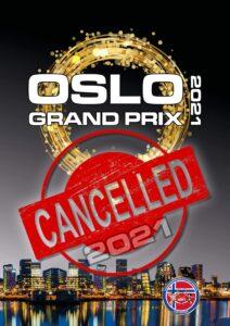 Oslo Grand Prix 2021 cancellato