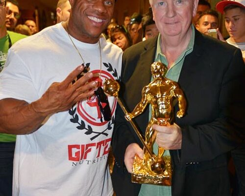 PETER MCGOUGH e phil heath
