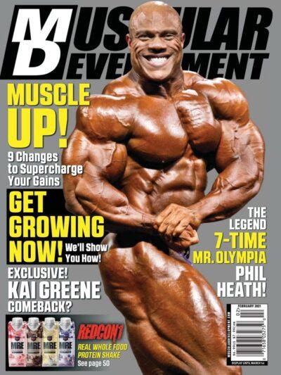 muscular development febbraio 2021