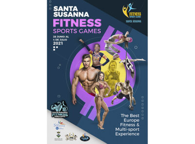 2021 Fitness Sports Games locandina
