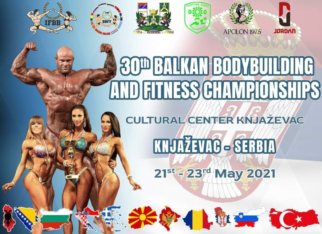 2021 balkan bodybuilding and fitness championships