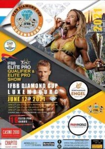 IFBB DIAMOND CUP LUXEMBOURG & IFBB MASTER ELITE PRO 2021