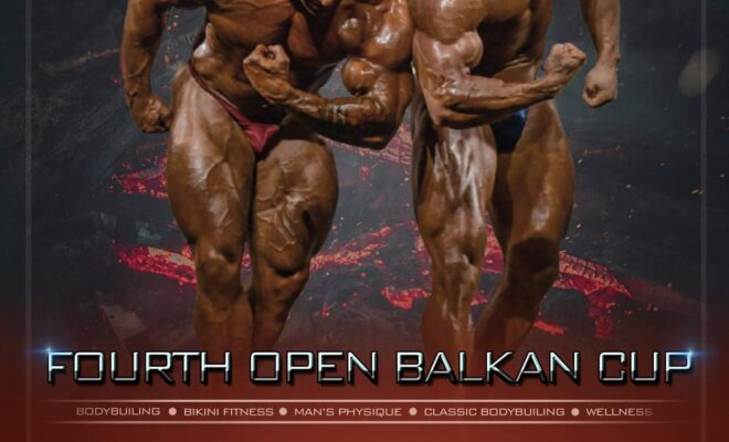 fourth open balkan cup 2021 ifbb