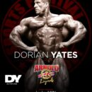 dorian yates sarà all'Arnold Classic Uk 2021
