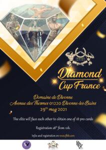 IFBB DIAMOND CUP FRANCE 2021 locandina