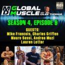 episodio del 3 marzo 2021 di md global muscle MAURO SASSI ED ANDREA MUZI OSPITI