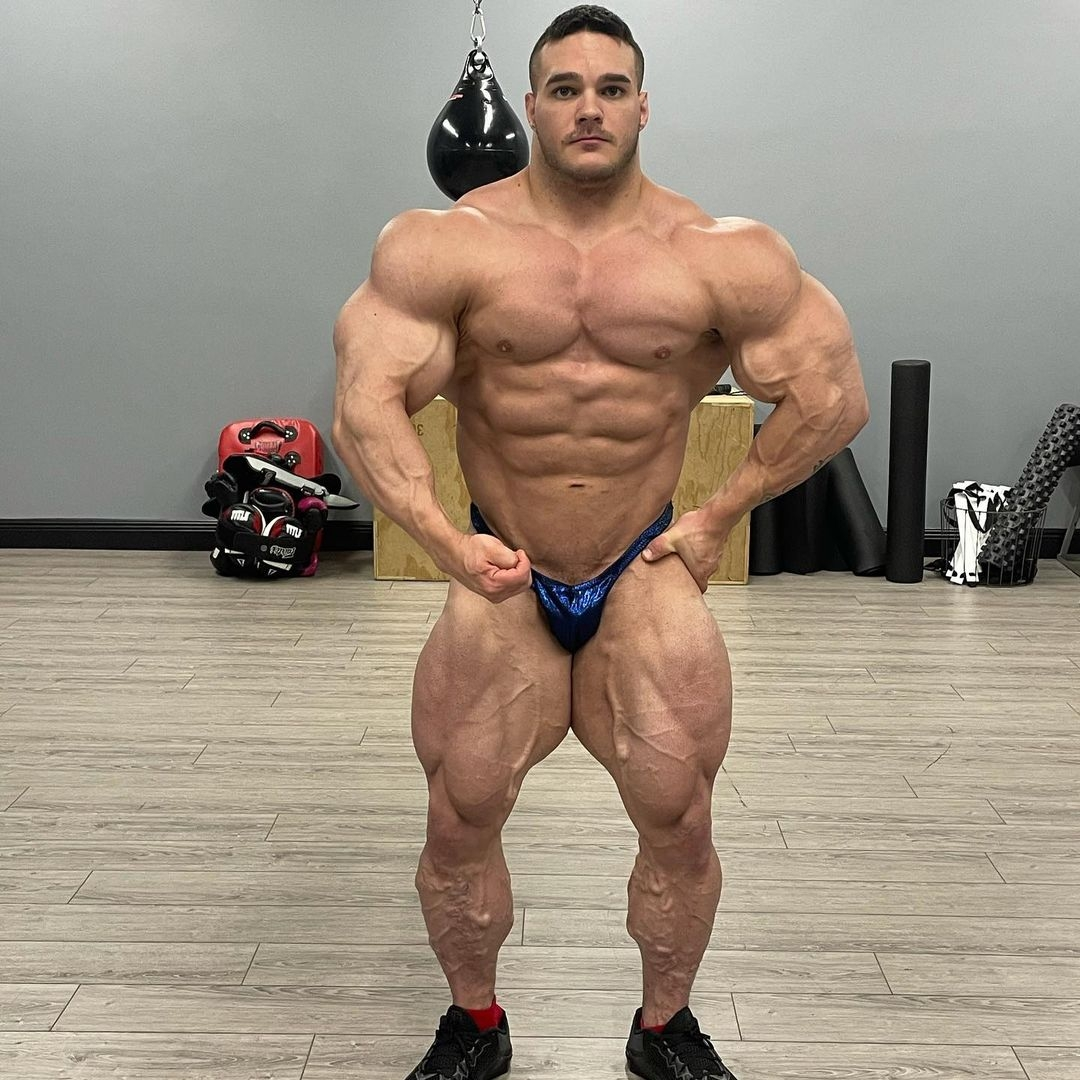 nick walker 9 weeks out from new york pro ifbb 2021 posa most muscular