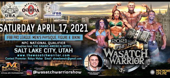 2021 wasatch warrior locandina