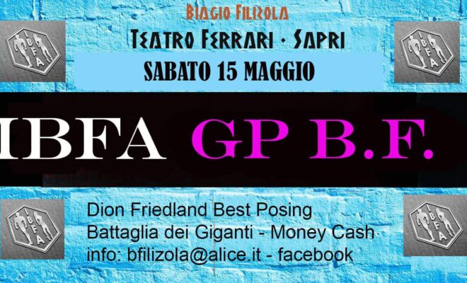 grand prix biagio filizola 2021
