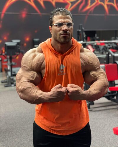 road to 2021 new york pro ifbb hassan mostafa aprile 2021