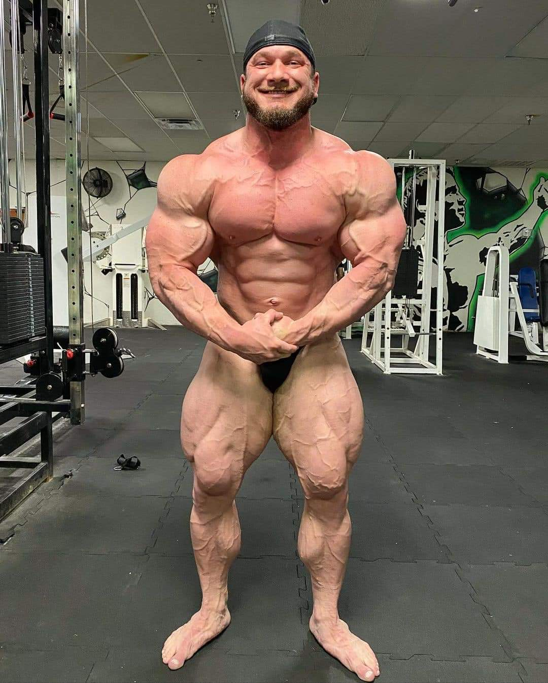 hunter labrada pro ifbb road to 2021 chicago pro ifbb posa most muscular