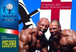 LA BATTAGLIA DI LEGNANO 2021 WABBA ITALIA
