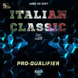 'ITALIAN CHAMPIONSHIPS 2021
