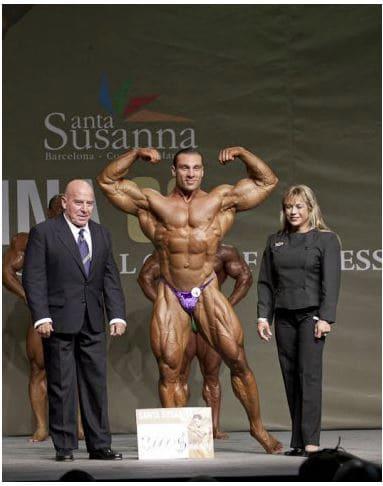 2006 santa susanna PRO IFBB Daniele Seccarecci