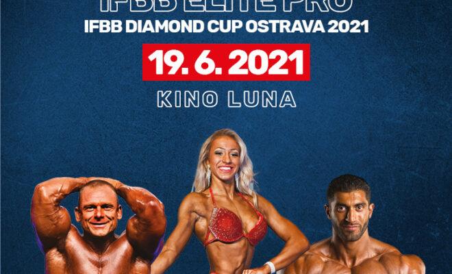 2021 IFBB DIAMOND CAP OSTRAVA locandina