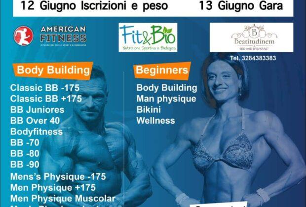 2021 CAMPIONATI PUGLIESI e SUD ITALIA IFBB ITALIA